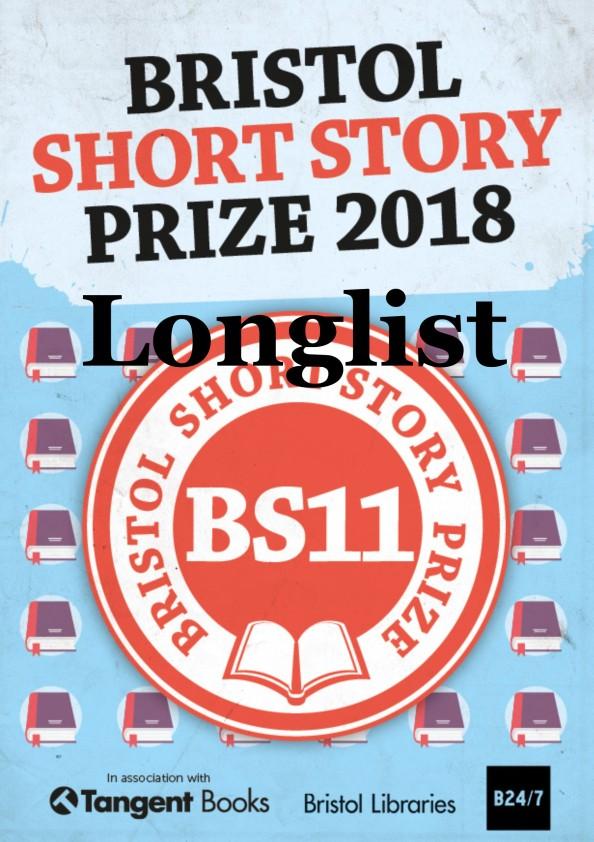 Bristol Short Story PrizeLonglist
