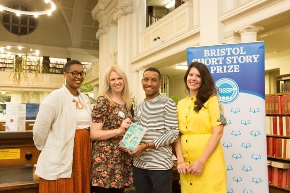 Bristol Short Story Prize – Joint3rd!