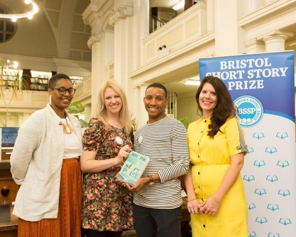 Bristol Short Story Prize – Joint 3rd!