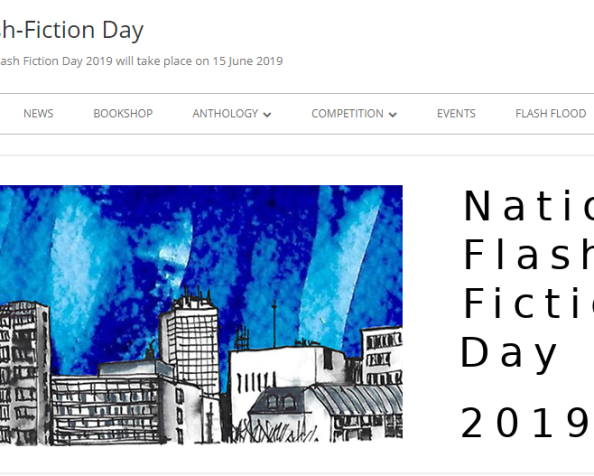 National Flash Fiction Day Anthology